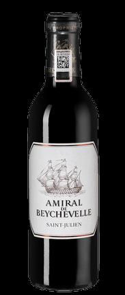 "Вино ""Amiral De Beychevelle"", Saint Julien AOC, 2015, 0.375 л"