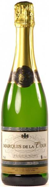 """Игристое вино Ackerman Laurence, """"Marquis de la Cour"""" Brut"""