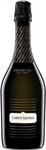 Игристое вино Carpene Malvolti, Prosecco Brut, Treviso DOC