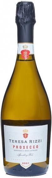 Игристое вино Teresa Rizzi, Brut Prosecco DOC, 0.2 л