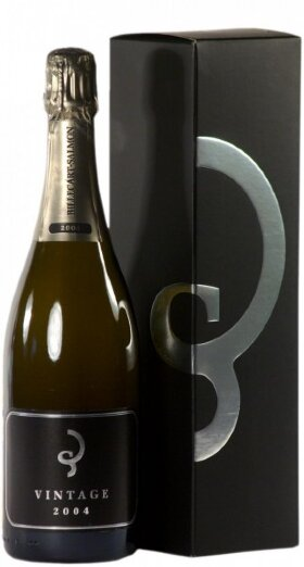 Шампанское Billecart-Salmon, Brut Vintage Blanc, 2004, gift box