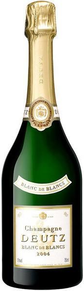 Шампанское Deutz Blanc de Blancs 2004