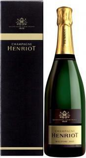 Шампанское Henriot, Brut Millesime 2003, gift box
