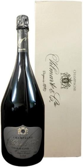 "Шампанское Vilmart & Cie, ""Coeur de Cuvee"" Brut 1-er Cru, Champagne AOC, 2005, gift box"