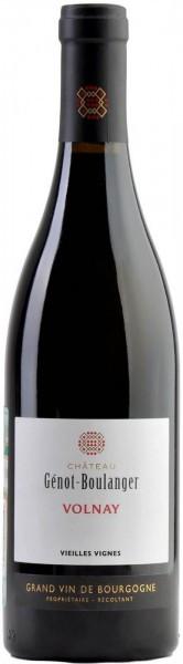 Вино Chateau Genot-Boulanger, Volnay Vieilles Vignes, 2011