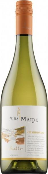 Вино Vina Maipo, Chardonnay, 2015
