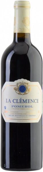 Вино Chateau La Clemence, Pomerol AOC, 2006