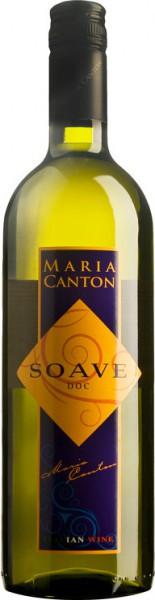 "Вино Quargentan, ""Maria Canton"", Soave DOC, 2011"