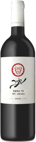 Вино Yatir, Red Wine, Judean Hills, 2012