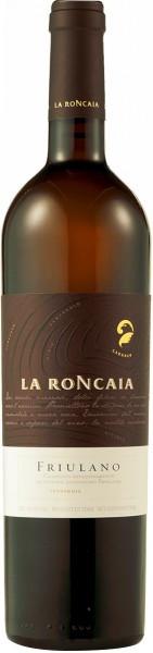 """Вино Fantinel, """"La Roncaia"""" Friulano, Colli Orientali del Friuli DOC, 2012"""