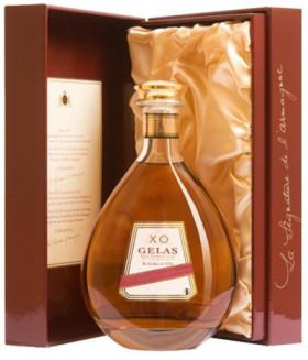 Арманьяк Gelas, Bas Armagnac XO, gift box, 0.7 л