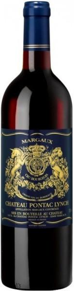 Вино Chateau Pontac Lynch, Margaux AOC, 2013