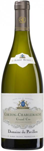 Вино Albert Bichot, Domaine du Pavillon, Corton-Charlemagne Grand Cru AOC, 2012