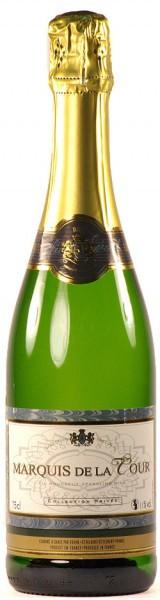"Игристое вино Ackerman Laurence, ""Marquis de la Cour"" Semi Sweet"