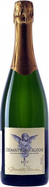 """Игристое вино Doudet Naudin, """"Cremant de Bourgogne"""" Brut"""