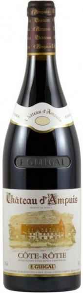 """Вино E. Guigal, Cote-Rotie """"Chateau d'Ampuis"""", 2006"""