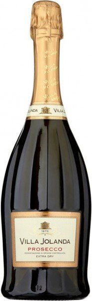 "Игристое вино Santero, ""Villa Jolanda"" Prosecco DOC Extra Dry, Carved"