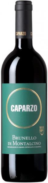 Вино Caparzo, Brunello di Montalcino DOCG, 2010, 1.5 л