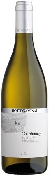 "Вино Cavit, ""Bottega Vinai"" Chardonnay, Trentino DOC, 2015"