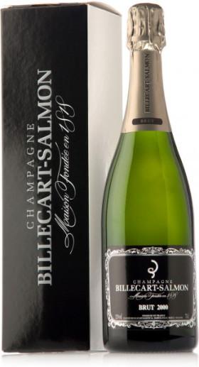 Шампанское Billecart-Salmon, Brut, Vintage 2000, gift box