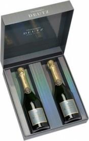 Шампанское Deutz Brut Classic 2-Bottle Gift Set