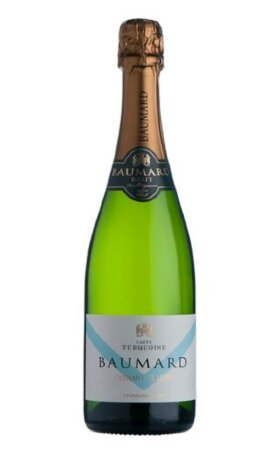 Креман Domaine des Вaumard Cremant de Loire Carte Turquoise Brut 0.75л
