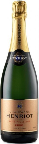 Шампанское Brut Millesime Henriot Rose 2002