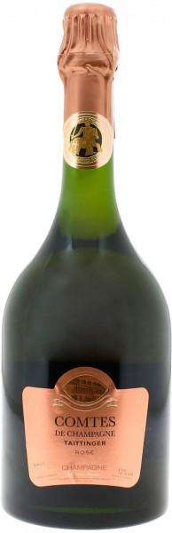 """Шампанское Taittinger, """"Comtes de Champagne"""" Rose, 2005, 1.5 л"""