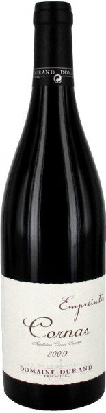 """Вино Domaine Durand, """"Empreintes"""" Cornas AOC, 2009"""