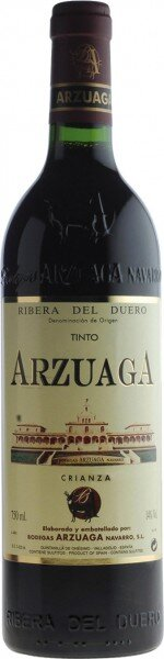 "Вино ""Arzuaga"" Crianza, 2014"