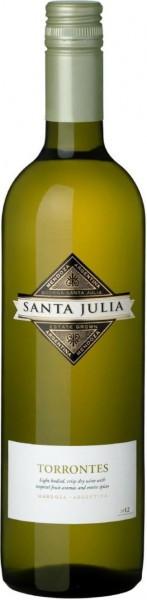 Вино Santa Julia, Torrontes, 2012