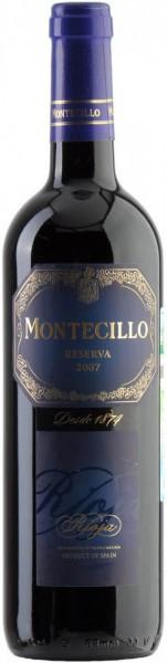 """Вино Osborne, """"Montecillo"""" Reserva, 2007"""