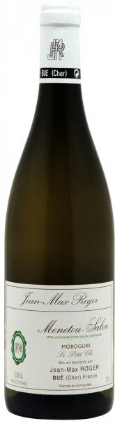"Вино Jean-Max Roger, Mеnetou-Salon Blanc ""Le Petit Clos"", 2012"