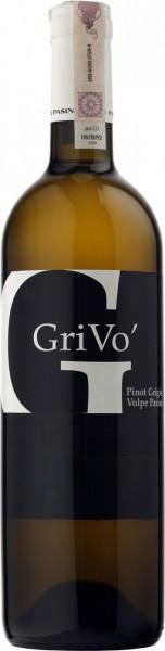 Вино Grivo Pinot Grigio Volpe Pasini DOC 2010
