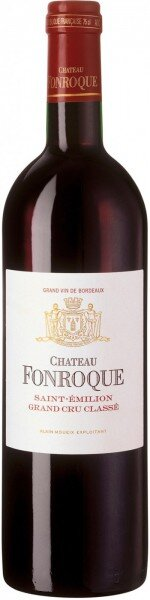 Вино Chateau Fonroque, Saint Emilion Gran Cru Classe AOC, 2010
