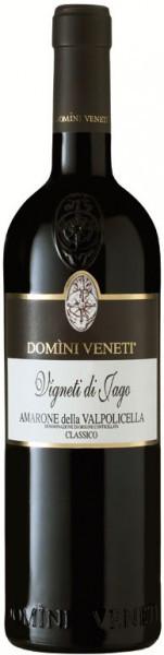 """Вино Domini Veneti, Amarone della Valpolicella Classico DOC """"Vigneti di Jago"""" red dry DOC, 2005"""