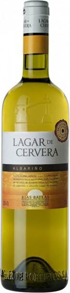 "Вино ""Lagar de Cervera"" Albarino DO, 2013"