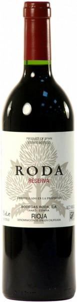 Вино Roda Reserva, Rioja DOC, 2010