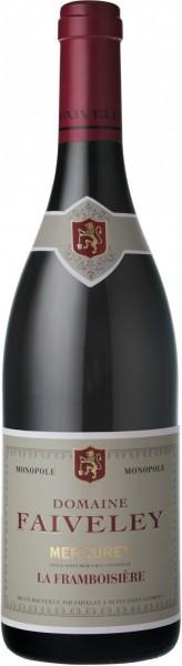"Вино Faiveley, Mercurey ""La Framboisiere"" AOC, 2013"