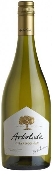 "Вино ""Arboleda"" Chardonnay, 2014"