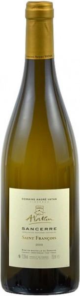 """Вино Domaine Andre Vatan, Sancerre """"Saint Francois"""", 2010"""