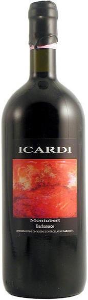 "Вино ""Montubert"", Barbaresco DOCG, 2009, 1.5 л"