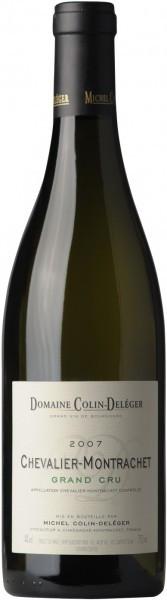 Вино Domaine Colin-Deleger, Chevalier-Montrachet Grand Cru AOC, 2007