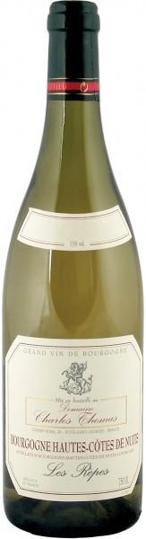 "Вино Charles Thomas, Bourgogne Hautes-Cotes de Nuits ""Les Repes"" AOC, 2007"
