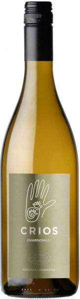 """Вино Dominio del Plata, """"Crios"""" Chardonnay, 2014"""