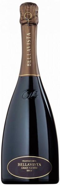 Игристое вино Bellavista, Franciacorta Gran Cuvee Brut, 2006