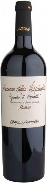 """Вино Stefano Accordini, Amarone Classico Vigneto """"il Fornetto"""" DOC, 2006"""
