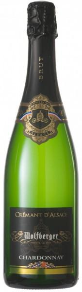 Игристое вино Wolfberger, Cremant d'Alsace Chardonnay
