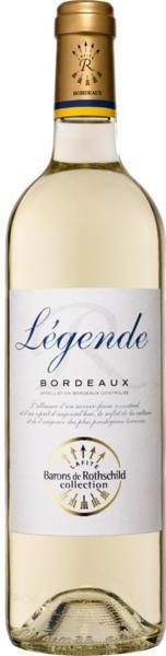 Вино Domaine Barons de Rothschild, Legende, Bordeaux AOC Blanc, 2011