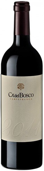 "Вино ""Curtefranca"" Rosso DOC, 2011"